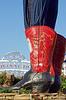 Big Tex's Boot, Texas State Fair