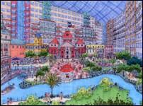Proposed Astrodome Hotel Boondoggle